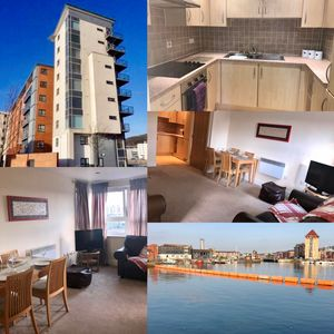 Photo for 1BR Apartment Vacation Rental in Swansea, Swansea