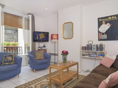 Photo for Minutes To Eiffel Tower & rue Cler! 1 Bedroom/1.5 Bath - Sleeps 4