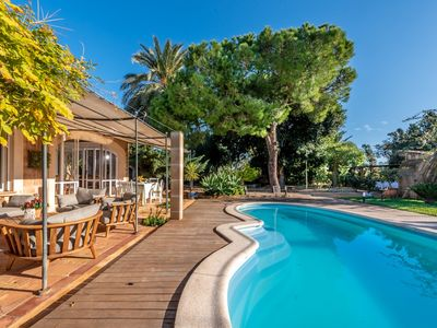 Photo for SON TOUS - Beautiful villa with private pool and only 5.3 km from the paradisaical beach of Cala Mondragó