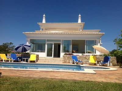 Photo for Established villa with private pool and well maintained gardens