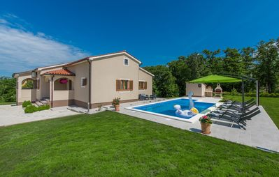 Photo for Modern holiday home, in the green heart of Istra