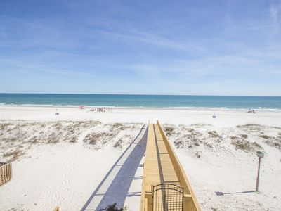 Photo for Wit's End East - Large BEACHFRONT Home w/ Pool - Sleeps up to 25!