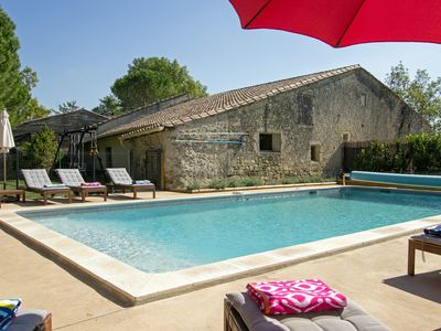Photo for 7BR Barn Vacation Rental in Monségur, Nouvelle-Aquitaine