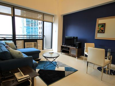 Photo for 2-Bedroom Loft in Makati @ Gramercy 1812