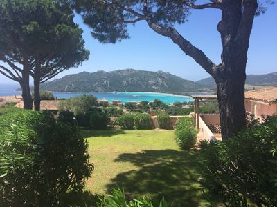Photo for VERY NICE VILLA IN THE HAMLET OF SANTA GIULIA - PORTO VECCHIO