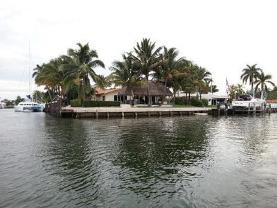 Photo for PREMIER WATERFRONT HOME IN POMPANO
