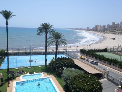 Photo for Apartment in El Campello with Internet, Pool, Lift, Parking (983778)
