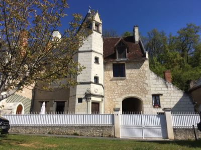 Photo for Manoir des Roches B&B, near the Chateaux of the Loire Valley and Beauval Zoo