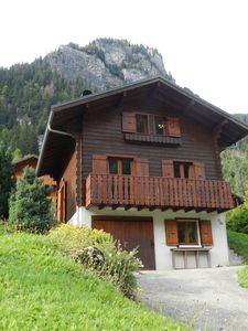 Photo for Chalet with 4 bedrooms Châtel