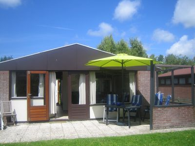 Photo for Sunny holiday home for free cycling