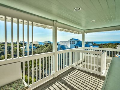 Photo for Gorgeous Gulf Views, Rooftop Deck and Pool on 30A! Can't Beat 'Big Sandy!'