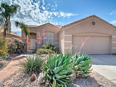 Photo for NEW! Chandler Home w/Pool & Hot Tub, Mins to I-10!