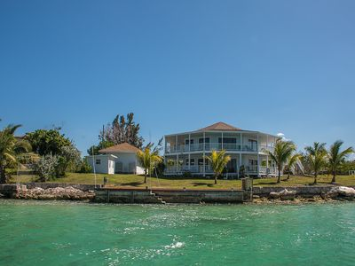 Photo for Located on Fresh Creek, great for bone fishing, snorkeling & adventure