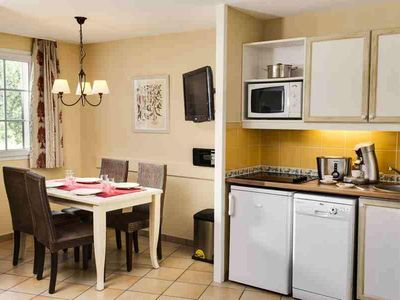 Photo for Village Pierre & Vacances Moliets *** - 2 room apartment for 5 people Superior