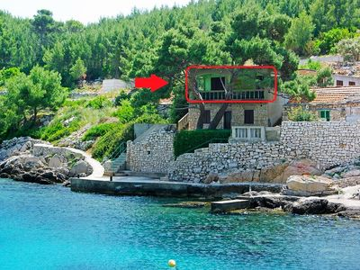 Photo for Apartments Tonči, (12996), Blato, island of Korcula, Croatia