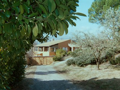 Photo for sunny villa, renovated, panoram view of Mont Ventoux, Hawk & Mollans s / Ouv
