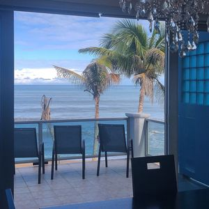 Photo for Breathtaking Beachfront 5 Bdrm Home with Rooftop