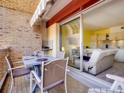 Photo for Apartment Plein Soleil in Arcachon - 4 persons, 1 bedrooms