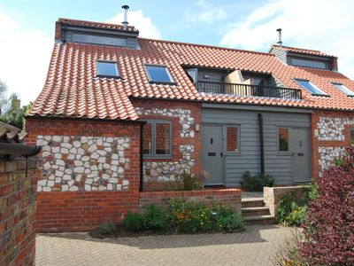 Photo for This charming holiday home is in a small development of converted buildings.  Mon & Fri Arrivals.