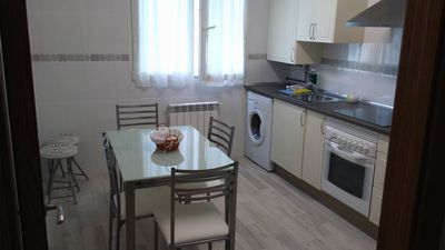 Photo for Spacious apartment 5 minutes from the Cathedral