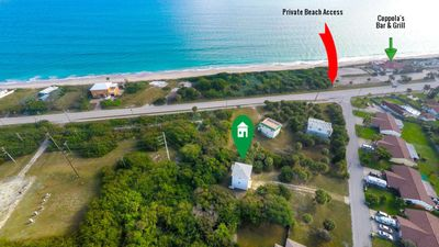 Photo for Ocean Views,  Secluded 3 Story Home On 1/2 Acre Palm Forest Lot