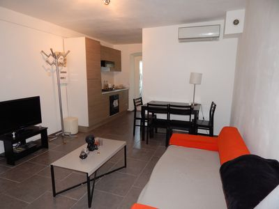 Photo for Nice renovated T2 fully equipped - Town Center CORTE