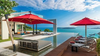 Photo for Villa Sangkachai - Ocean View Luxury