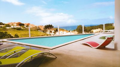 Photo for Nira beach house, Eleganc and Charm with sea view