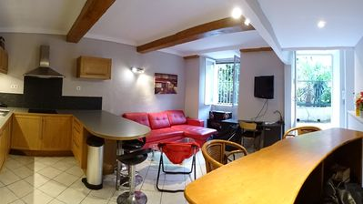 Photo for Very nice 3 rooms - Carré d'or, full heart of town