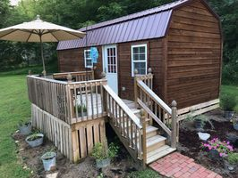Photo for 1BR Cabin Vacation Rental in Santa Fe, Tennessee