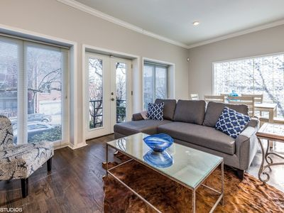 Photo for Beautifully updated Townhome in Bucktown/Wicker Park