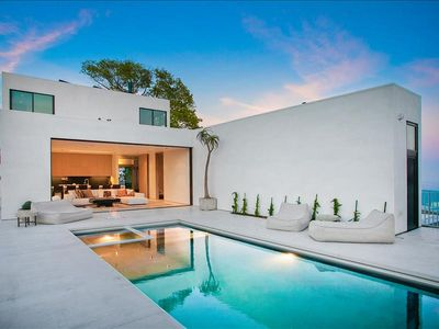 Photo for One of the Most Beautiful Homes in La! Hollywood Estate With Views, Pool, Hottub