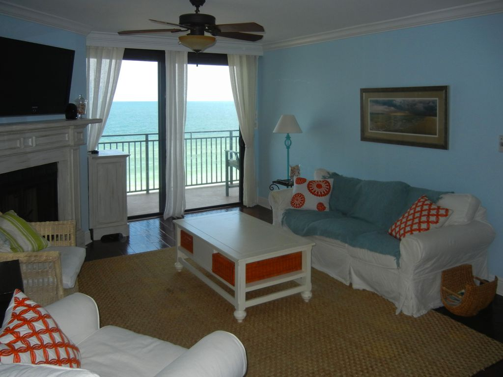 Driftwood sands indian rocks beach fl updated 3 bedroom 2 bath beachfront condo indian rocks for 4 bedroom 4 bath condo panama city beach