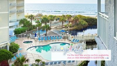Photo for Oceanfront Resort, One Bedroom Suite. Reserve now! Over 400 reviews!