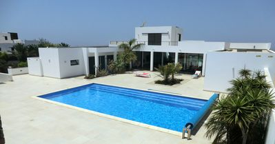 Photo for Luxury Villa with Large Private Heated Pool and Sea and Mountain Views