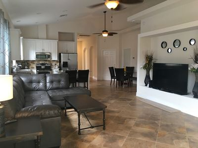 Photo for Naples Oasis! 3BR/2BA Pool Home, Beautiful! , Great Location, Perfect Getaway