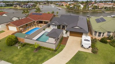 Photo for Luxury Waterfront Home-Pool & Pontoon