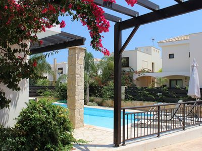 Photo for Villa Athena In Cavo Greco Area with pool and Air-Conditioning (Sleeps 6)