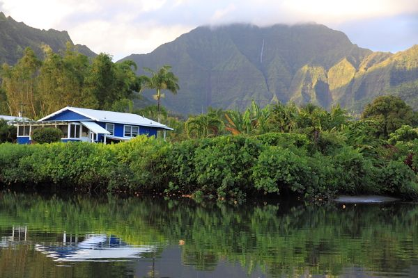 dolphin cottage 5 be in hanalei on the river for a classic kauai rh homeaway co uk hanalei dolphin cottages kauai