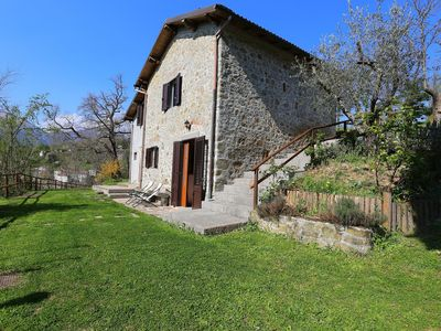 Photo for Charming detached house in Lucca province.