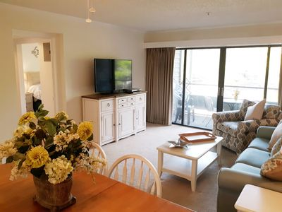 Photo for Sand and Sea Escape - Beautiful Remodeled Condo in Ocean Creek Resort- Sleeps 6