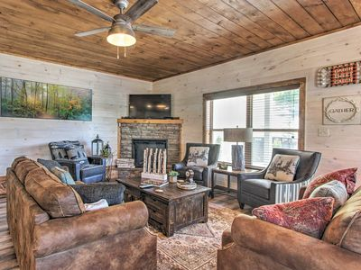 Photo for NEW Build! 6BR Pigeon Forge Home-1 Mi. off Parkway