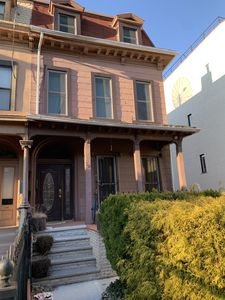 Photo for 1 1/2 Sunny Bedroom Apt. for up to guests on Top floor of Victorian Home in BK