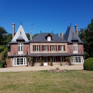 Photo for 6BR Chateau / Country House Vacation Rental in Les Baux-Sainte-Croix, Normandie