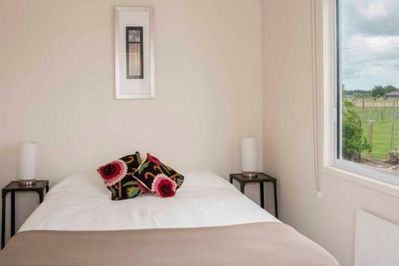 Beautifully appointed sleeping cottages