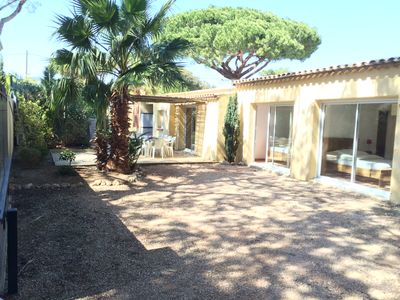 Photo for Villa STE MAXIME / POOL / CLIM / 8 pers.