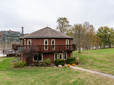 Photo for New Listing! Unbelievable River Home on 14 acres - Perfect getaway