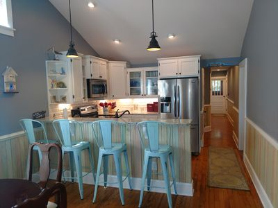Cape Fear Cottage ~ Three & Half Blocks from the Water!