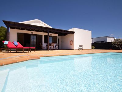 Photo for Villa Campesina with private pool and 2 bedrooms!