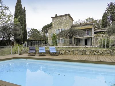 Photo for Nice apartment for 10 people with private pool, WIFI, balcony and parking